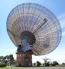 El radiotelescopio de 64 m de Parkes (Australia) | Stephen Best