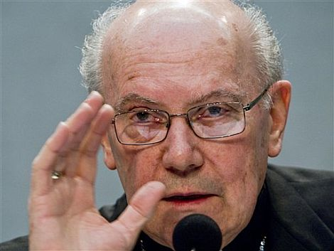El cardenal William Joseph Levada, prefecto de la Congregación para la Doctrina de la Fe. | Ap