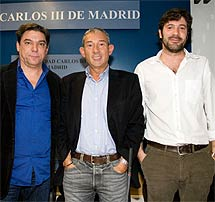 Onetti, González y Herráiz (J. Aguilar)