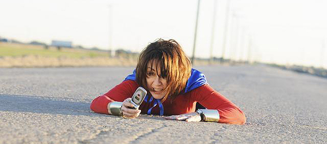 Foto promocional de la serie.