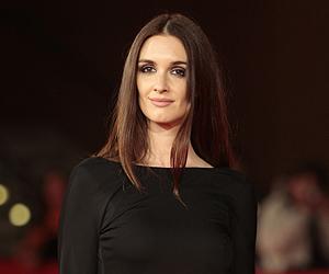 La actriz en el Festival de Cine de Roma. | Reuters