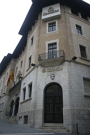 Sede de Correos | Jordi Avellà
