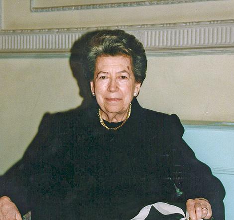 Fotografía de archivo de mayo de 1998. | Efe