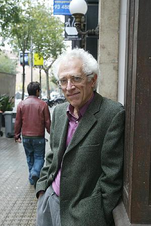 El escritor Tzvetan Todorov | Foto: D.Umbert