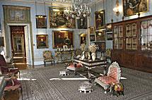 Interior del Palacio de Liria en 2006. | Q. F.