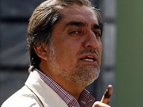 El líder opositor, Abdulá Abdulá. | Reuters