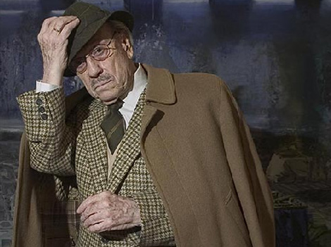 El actor, durante una entrevista en 2005. MÁS FOTOS