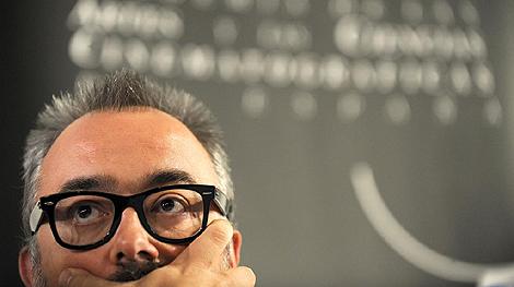 El presidente de la Academia de Cine, Álex de la Iglesia. | Bernardo Díaz