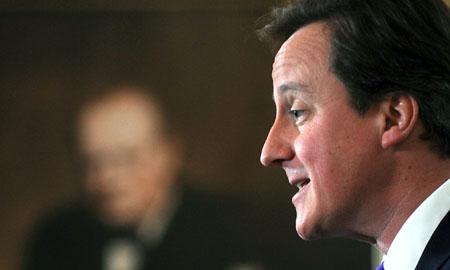 El líder de los conservadores británicos, David Cameron. | Efe
