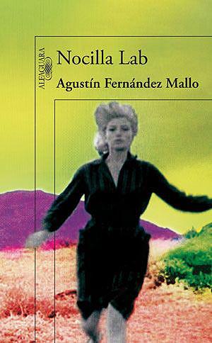 Portada 'Nocilla Lab' de Agustín Fernández Mallo.