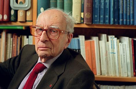 Claude Lévi-Strauss, en una imagen de 2001. | AFP