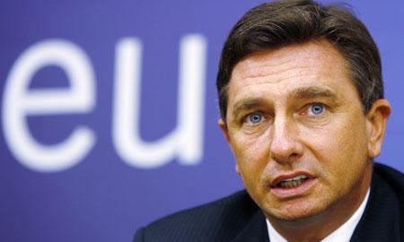 El primer ministro de Eslovenia, Borut Pahor.   Reuters