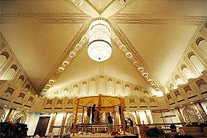 El Hotel Marriot, tras el atentado de septiembre de 2008, volvió a abrir en tiempo récord.   Afp