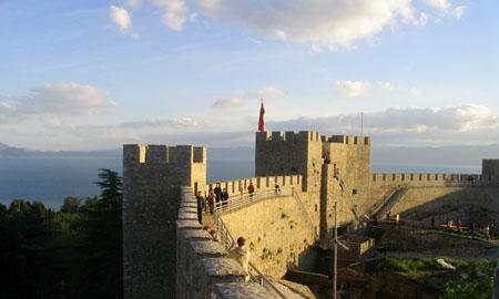 La entrada de Macedonia es un tema de contención. | B. Mitrovic