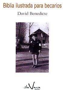 Portada del libro de David Benedicte.