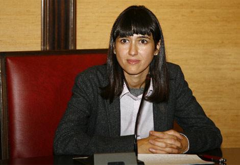 Núria Parlón, próxima alcaldesa de Santa Coloma de Gramenet.| Santi Cogolludo