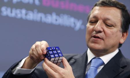 El presidente de la Comisión Europea, José Manuel Barroso.   Reuters