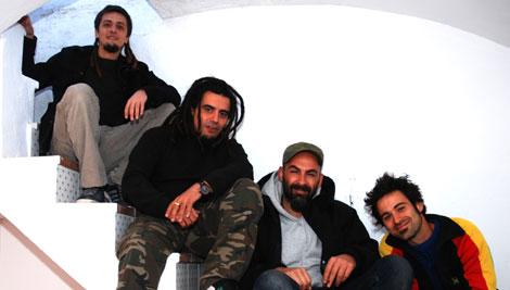 Imagen de los integrantes del grupo.