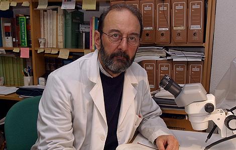 El biólogo Santiago Castroviejo ha recibido el galardón a título póstumo por el conjunto de su obra científica | Foto: Paco Toledo