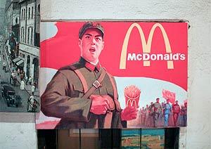 Un souvenir de estilo comunista-pop- | A. P.