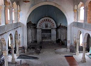 Sinagoga de Magen Avraham . | M. G. P.