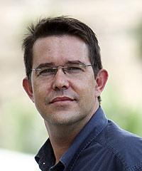 El periodista Javier Cavanilles | E.M.