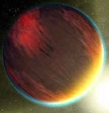 Un planeta de tipo 'Júpiter caliente'. | NASA