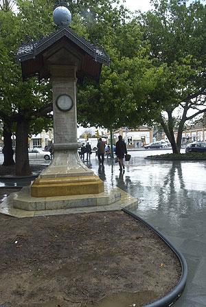 Imagen de la Plaza España | Cati Cladera