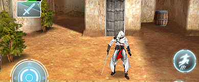 Assassin's Creed para iPhone e iPod Touch.