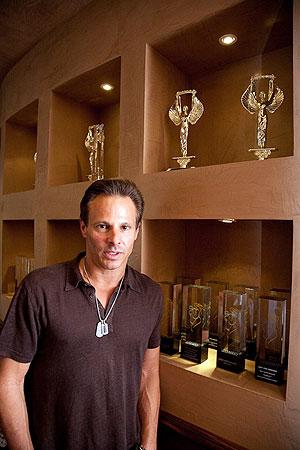 Steve Hirsch, el 'rey del porno' segun la revista 'Fortune'. | Foto: Isaac Hernández