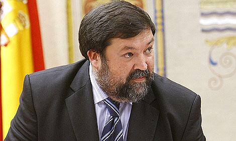 El ministro de Justicia , Francisco Caamaño. | Efe