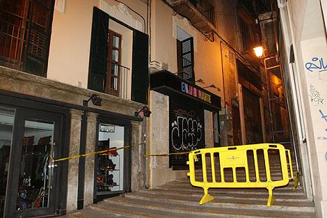 La calle desalojada   Jordi Avellà