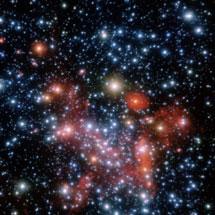 Estrellas en torno al Centro Galáctico | ESO.