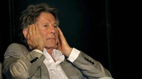 El director de cine Roman Polanski durante la presentación de 'Danza de vampiros'. | Reuters