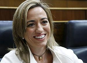 La ministra de Defensa en el Congreso de los Diputados. | Efe