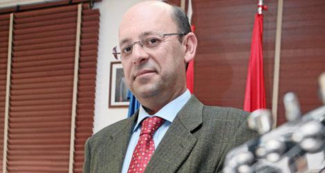 El ex alcalde de Arganda del Rey, Ginés López Rodríguez. | Sergio González