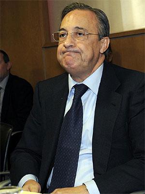 Florentino Pérez. (Foto: PP. Marc)
