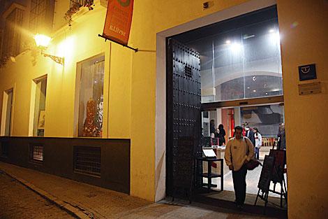 Museo Del Baile Flamenco.Ninguna Consejeria Aporto Dinero Para El Museo Del Baile Flamenco De