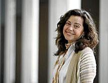 Magis Iglesias, presidenta de la FAPE.