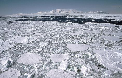 El agujero de ozono llevaría protegiendo 30 años a la Antártida.   Efe