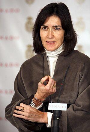 La ministra de Cultura, Ángeles González-Sinde, encargada de gestionar la situación. | Efe