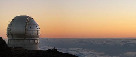Cúpula del Gran Telescopio de Canarias. | Ion Ortega