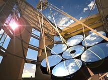 El Giant Magellan Telescope. | GMTO