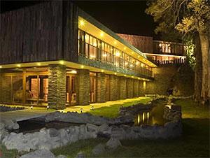 El hotel 'Arrebol Patagonia'. (Foto: arrebolpatagonia.com)