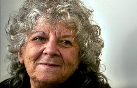 La científica Ada Yonath, Premio Nobel de Química 2009. | Efe