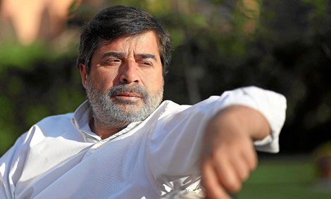 El empresario Carlos González. | Carlos Alba