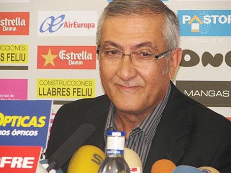 Gregorio Manzano este mediodía | RCD Mallorca