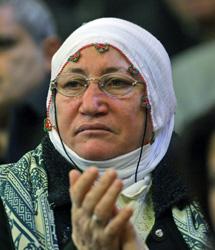 El uso del hiyab en Turquía es complicado.   AP