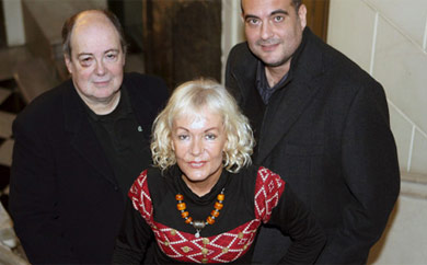 Bosch, Camps Mundó y Monika Zgustova, premio Merce Rodoreda.  Efe