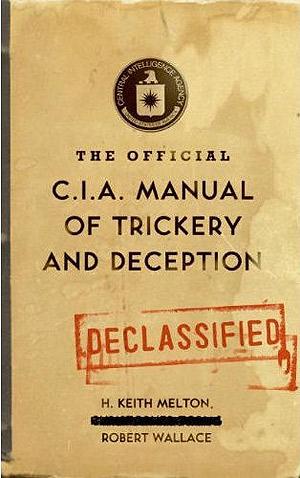 El libro de trucos y engaños de la CIA.